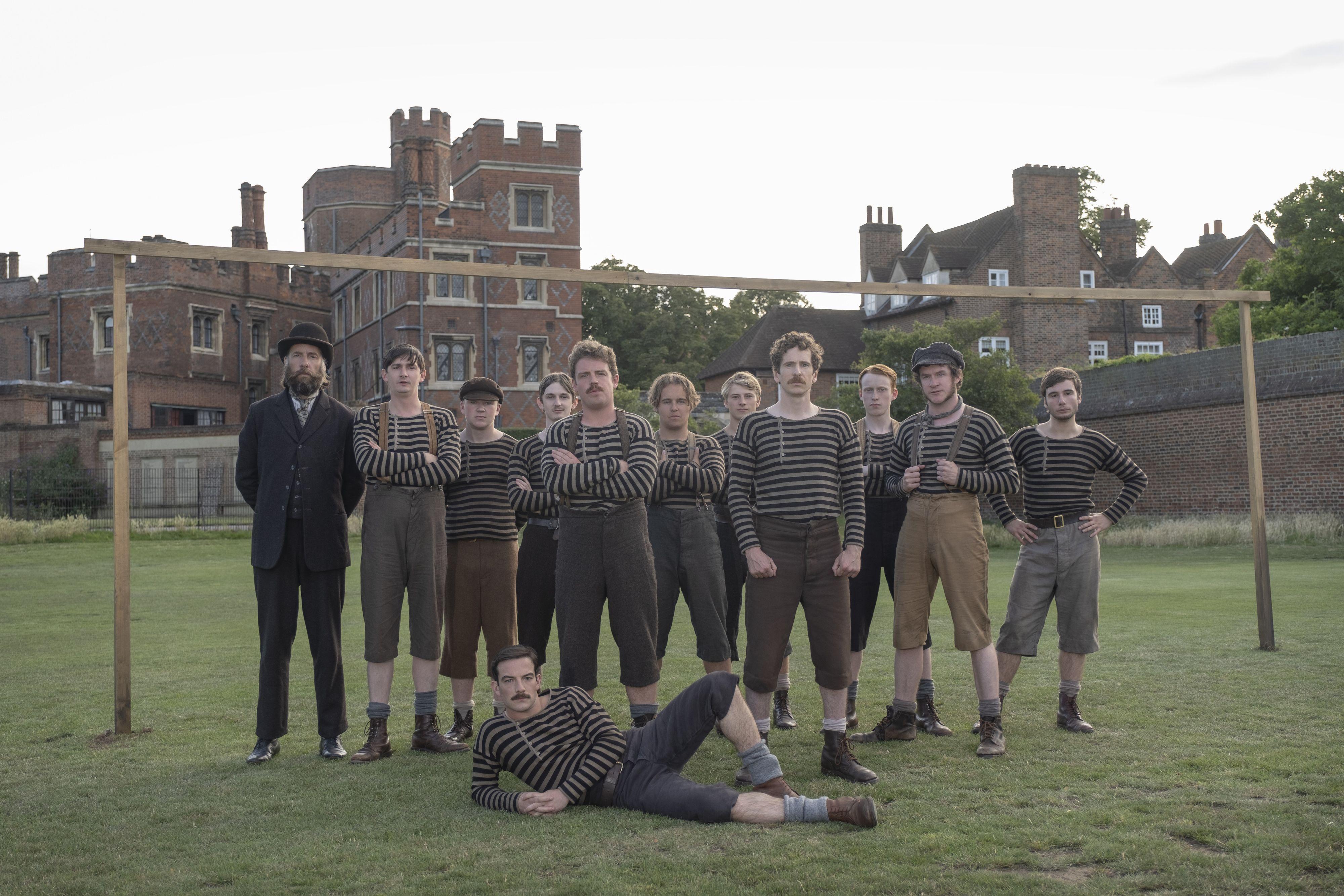 """The English game : จุดกำเนิดวงการลูกหนังสมัยใหม่บน """"แผ่นฟิล์ม"""""""