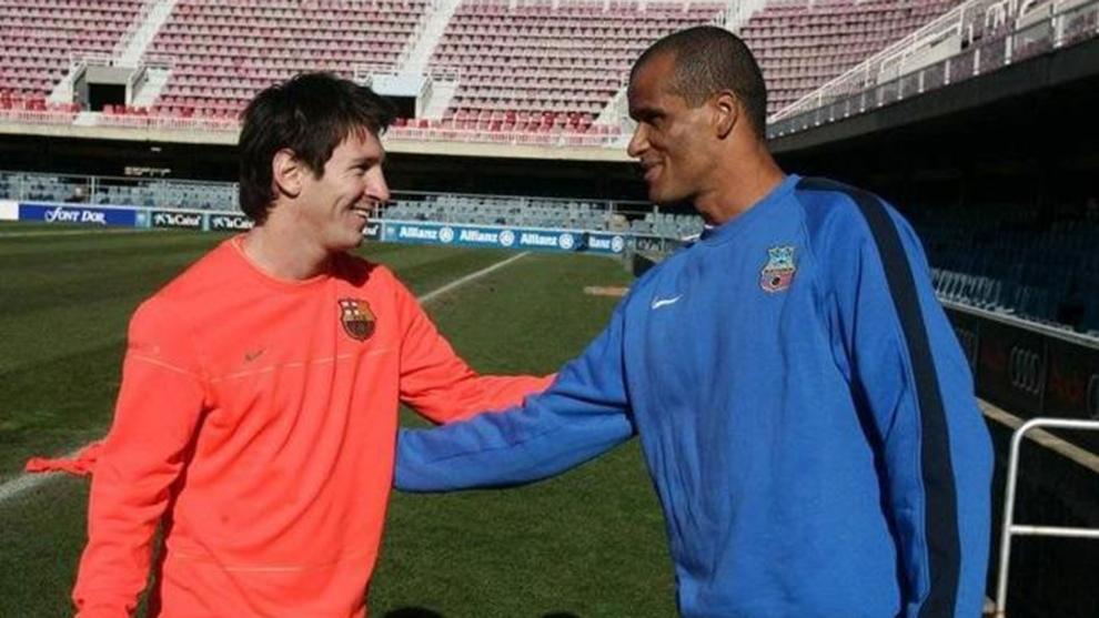 "Rivaldo ที่เชื่อว่า Messi จะอยู่กับทีม ""บาร์เซโลน่า"" ต่อไป อย่างแน่นอน"