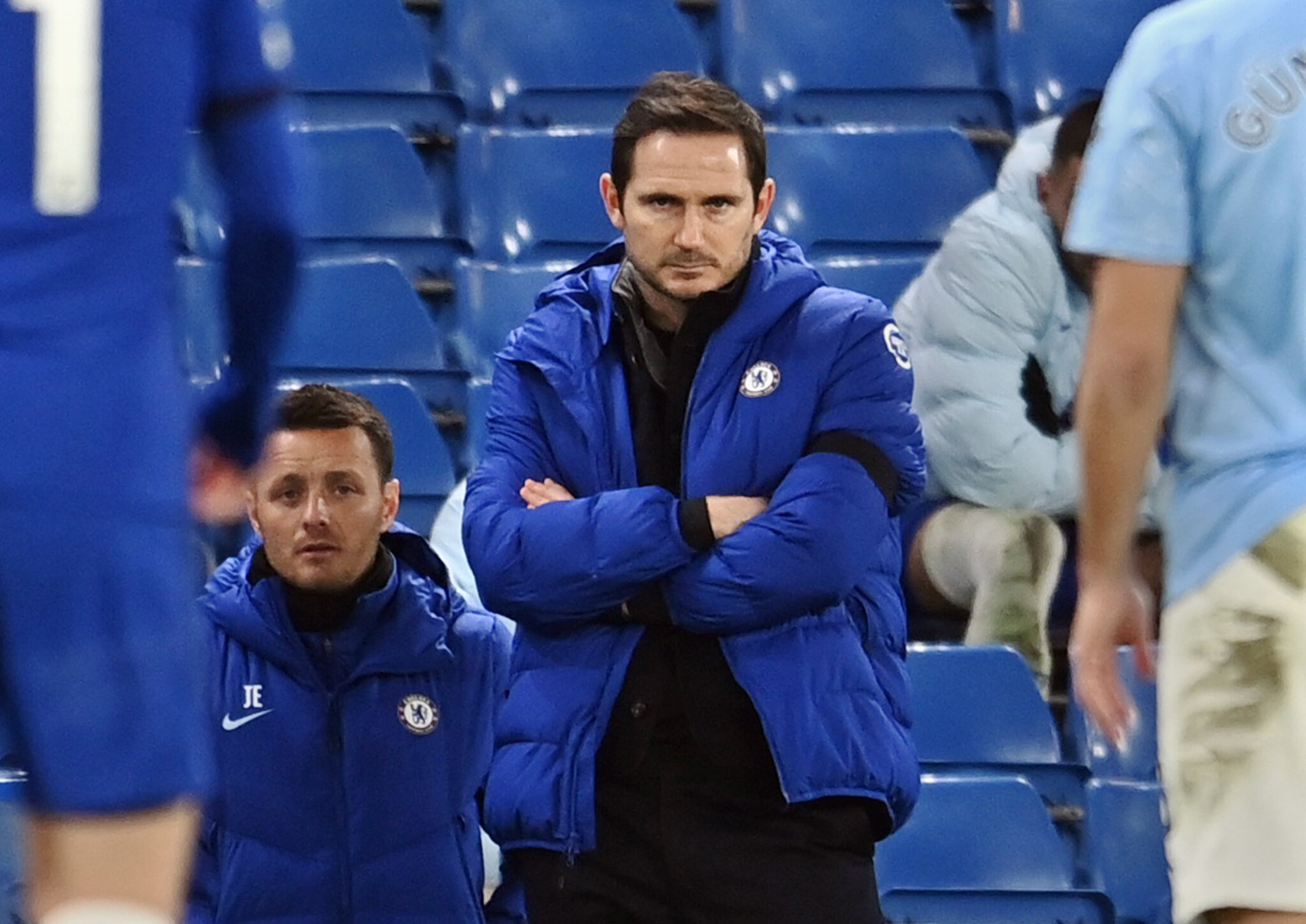 """Frank Lampard"" อาจไม่พร้อมต่องานที่เชลซี ""Jorginho"" ออกมาเผย"